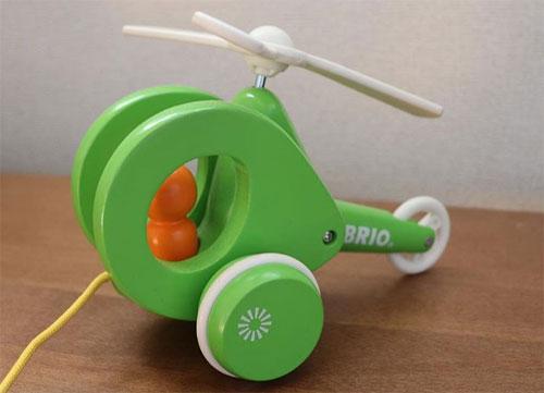 BRIO ヘリコプター
