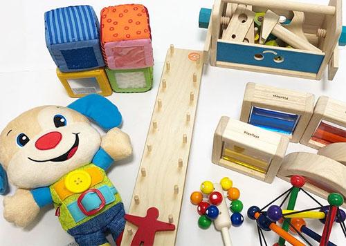 トイボックスのおもちゃレンタル