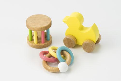 赤ちゃん用知育玩具